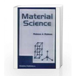 Material Science by PAUL Book-8174090355