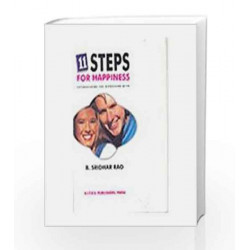 11 Steps For Happiness Extinguishing The Depression Myth by Rao Book-8174733752