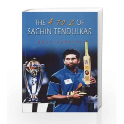 The A-Z of Sachin Tendulkar by BESTERFILED Book-8174765301