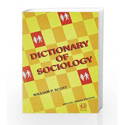 Dictionary of Sociology by William P. Scott Book-8183070701
