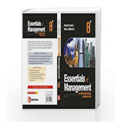 Essentials For Management : An International Perspective by Harold Koontz Book-9780070144958