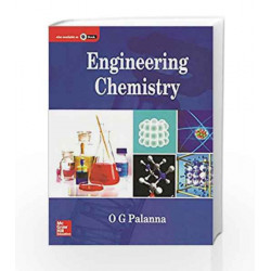 ENGINEERING CHEMISTRY by O. Palanna Book-9780070146105