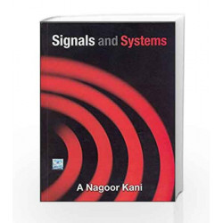 Signals and Systems by A Nagoorkani Book-9780070151390