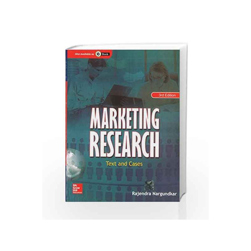 Marketing Research: Text and Cases by Rajendra Nargundkar Book-9780070220874