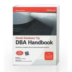 Oracle Database 11g DBA Handbook by Bob Bryla Book-9780070223646