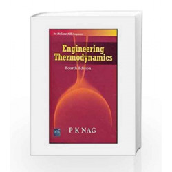 Engineering Thermodynamics by P Nag Book-9780070260627