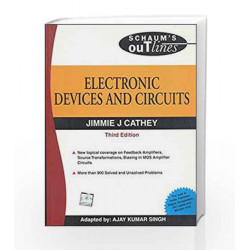 Electronic Devices and Circuits (SIE) by Jimmie Cathey Book-9780070260955