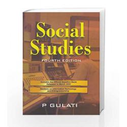 SOCIAL STUDIES by P Gulati Book-9780070402157