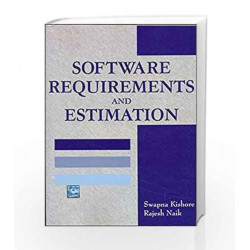 SOFTWARE REQUIREMENTS AND ESTIMATION: by P.APPLEBY Book-9780070403123