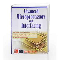 Advanced Microprocessor and Interfacing by Ram Badri Book-9780070434486