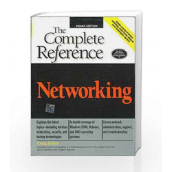 Networking: The Complete Reference by ROBIN SHARMA Book-9780070474161