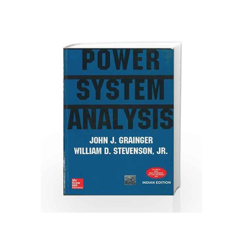 POWER SYSTEM ANALYSIS GRAINGER EPUB