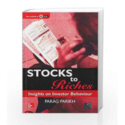 Stocks to Riches: Insights on Investor Behaviour by RAGHU PALAT Book-9780070597716