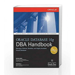 Oracle Database 10g DBA Handbook by PAUL E MILLER Book-9780070601130