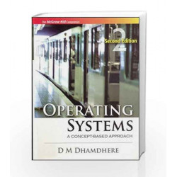 Operating Systems a Concept - Based Approach by NAPOLEON HILL Book-9780070611948