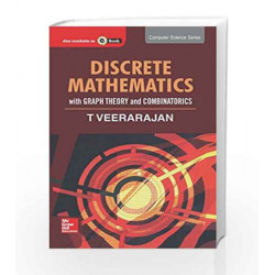 Discrete Mathematics, with Graph Theroy and Combinatorics by T Veerarajan Book-9780070616783