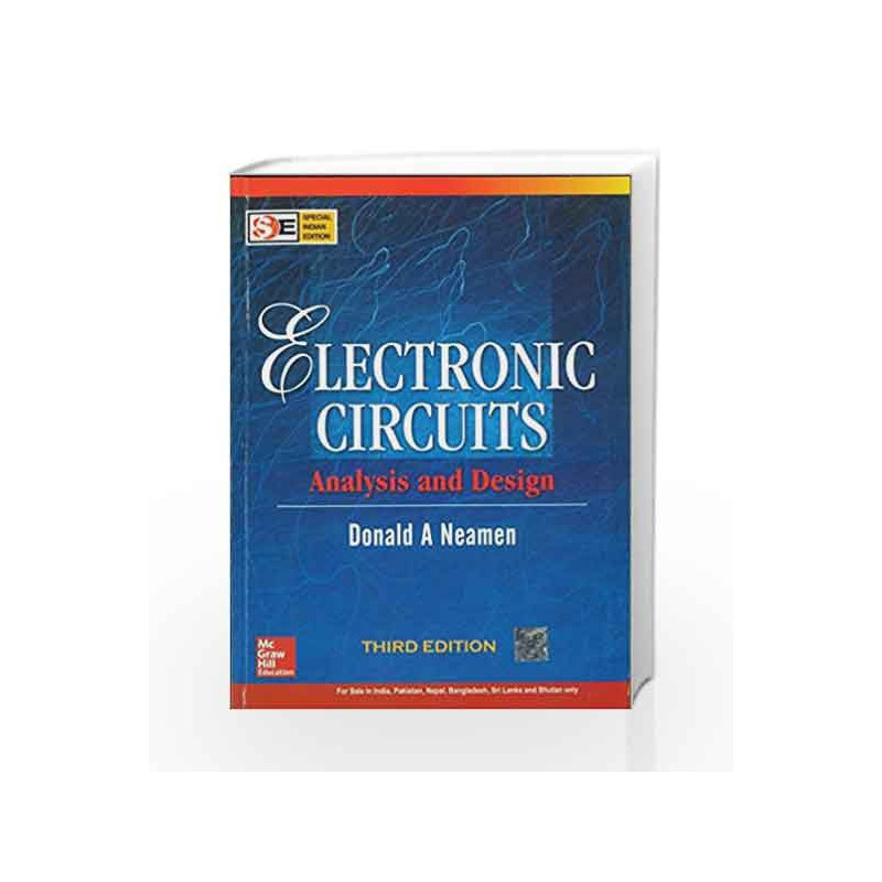 Electronic Circuits: Analysis and Design (SIE) by Donald Neamen-Buy ...