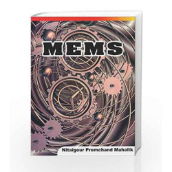 MEMS by N Mahalik Book-9780070634459