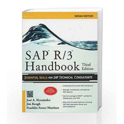 SAP R/3 Handbook, Third Edition by Jose Hernandez Book-9780070634800