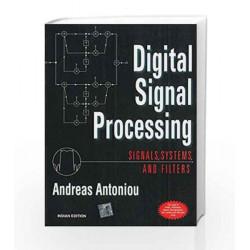 Digital Signal Processing by MARTIN BROFMAN Book-9780070636330