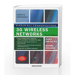 3G Wireless Networks, Second Edition by Clint Smith Book-9780070636927