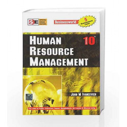 Human Resource Management by John Ivancevich Book-9780070667044