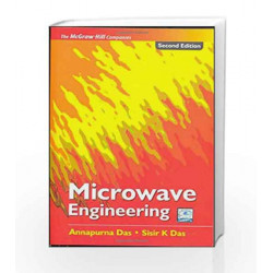 Microwave Engineering by Annapurna Das Book-9780070667389