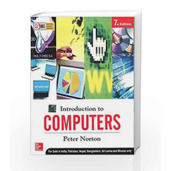 Introduction to Computers by Peter Norton Book-9780070671201