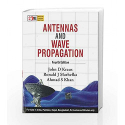 Antennas and Wave Propagation - SIE by John Kraus Book-9780070671553