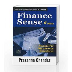 Finance Sense: Finance for Non-finance Executives by Prasanna Chandra Book-9780070680203