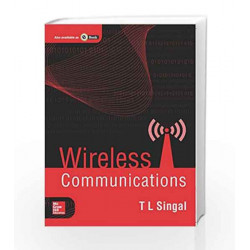 Wireless Communications by T L Singal Book-9780070681781