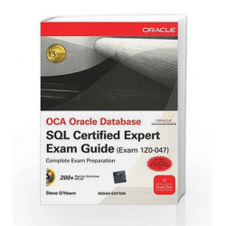 OCA Oracle Database SQL Certified Expert Exam Guide (Exam 1Z0-047) by RADHANATH SWAMI Book-9780070701410