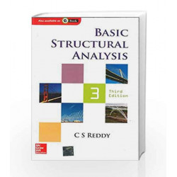 Basic Structural Analysis by C S Reddy Book-9780070702769