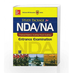 Study Package for NDA/NA Entrance Exam by N/A Mcgraw-Hill Education Book-9780071074643