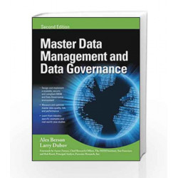 Master Data Management and Data Governance by Alex Berson Book-9780071077323