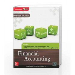 Financial Accounting by Dhanesh Khatri Book-9780071078023