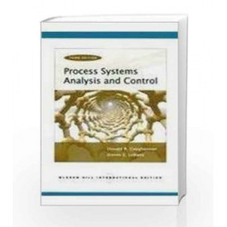 Process Systems Analysis and Control by Steven LeBlanc Book-9780071121866