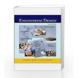 Engineering Design by Dieter Book-9780071271899