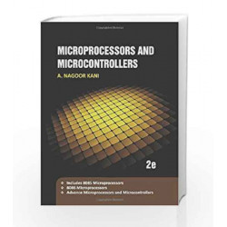 Microprocessors and Microcontrollers by A. Nagoor Kani Book-9780071329743