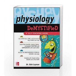 Physiology Demystified by Dale Layman Book-9780071438285