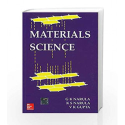 Materials Science by G. Narula Book-9780074517963