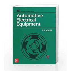 Automotive Electrical Equipment by P. Kohli Book-9780074602164