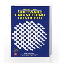 Software Engineering Concepts by Richard Fairley Book-9780074631218
