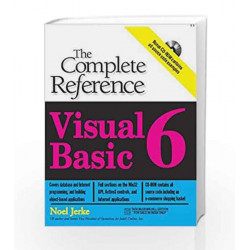 Visual Basic 6: The Complete Reference by SABHARW Book-9780074636664