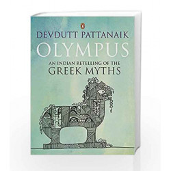 Olympus by HOROWITZ Book-9780143428299