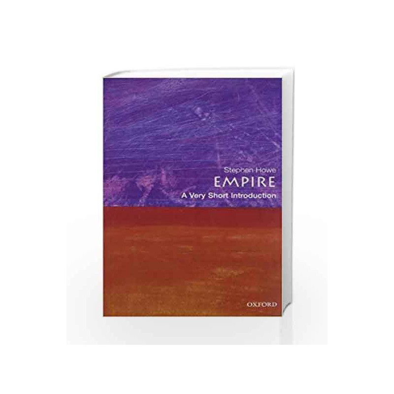Empire: A Very Short Introduction (Very Short Introductions) by G.K Book-9780192802231