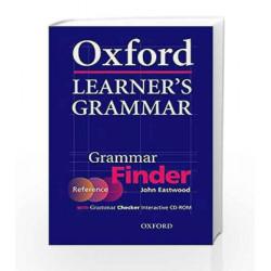 Oxford Learner\'s Grammar:: Zz Oxf. Learner\'s Grammar - Grammar Finder (Reference) & Checker (CD-ROM) by - Book-9780194375979