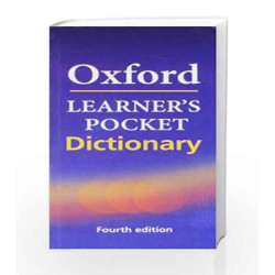 Oxford Learner\'s Pocket English Dictionary: Student Book (Advanced) by Oxford Book-9780194398701