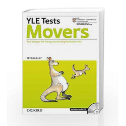 Yle Tests Movers Student Book (Cambridge Young Learners English Tests) by Mover Cambr Yle Tests Book-9780194577199