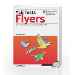Cambridge Young Learners English Tests: Yle Tests Flyers Student Book by Flyer Cambr Yle Tests Book-9780194577243